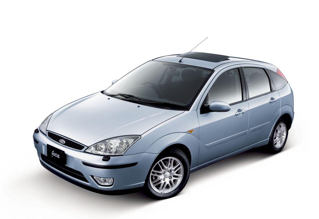 2004 Ford Focus 2.0 Ghia