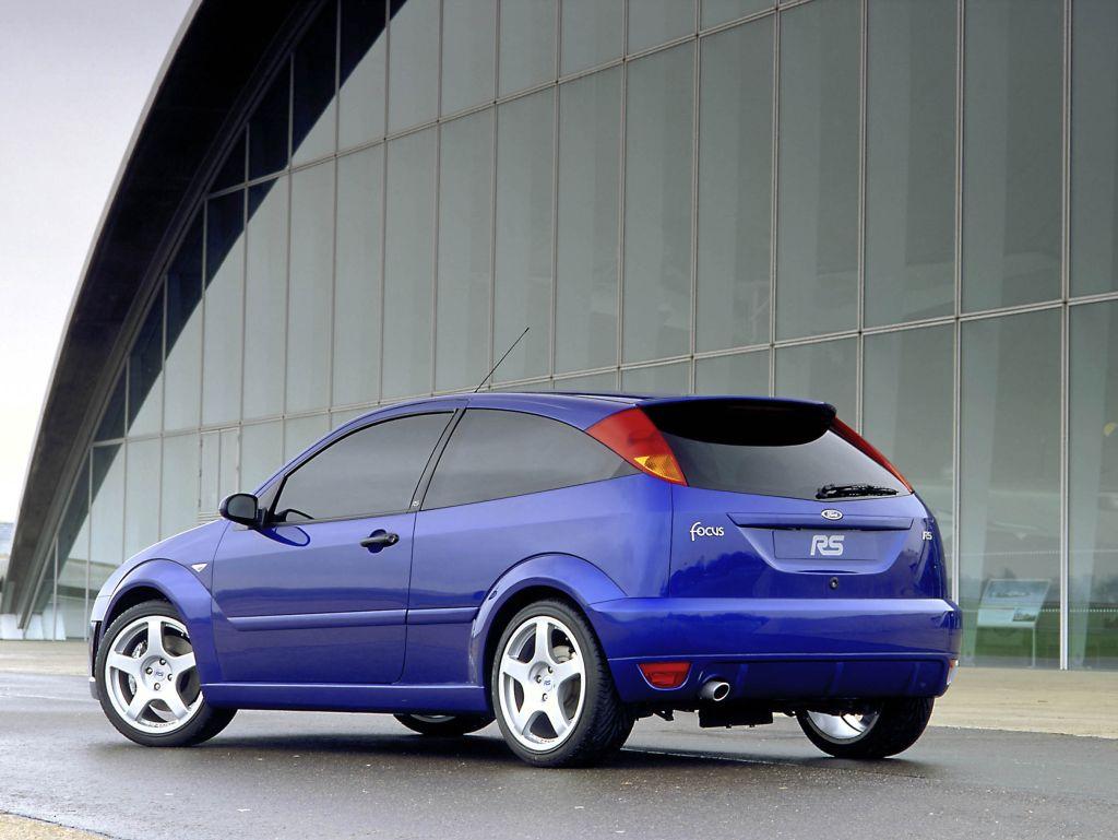 2002 Ford Focus RSI