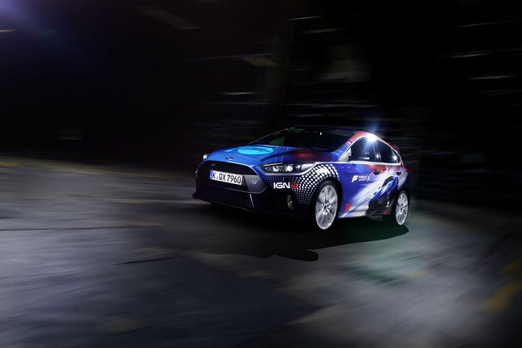 Forza Focus RS