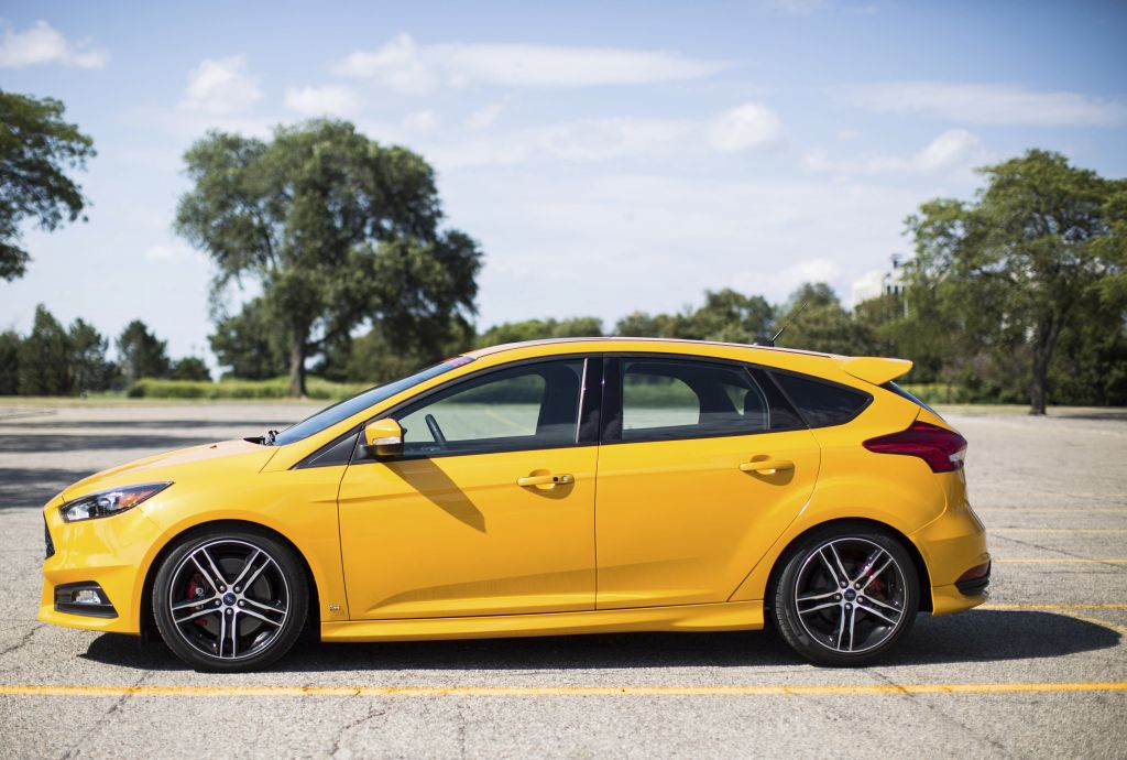 Upgrade Kit Focus ST 2015 by Ford Performance & Mountune