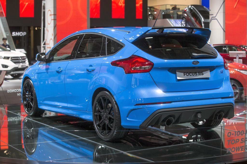 2016 Ford Focus RS - IAA Frankfurt 2015