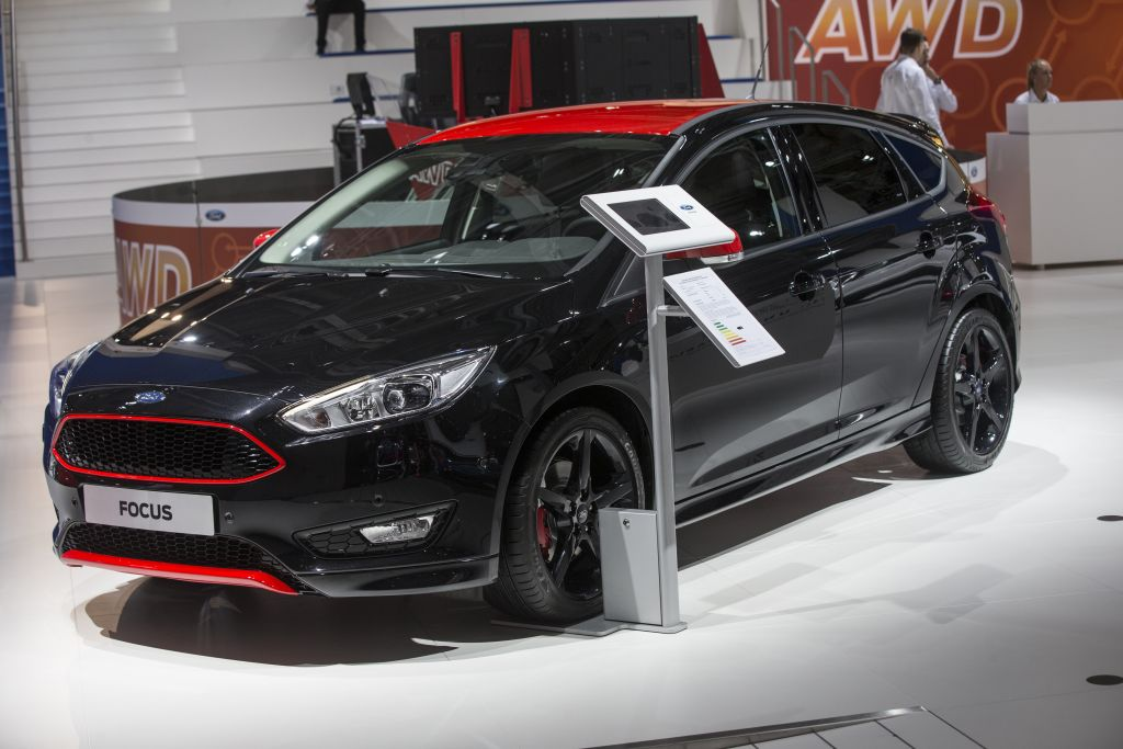 Focus Red & Black Edition | Frankfurt IAA-2015
