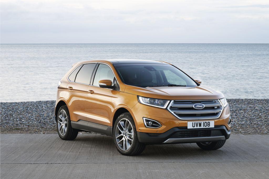 Ford Edge | Frankfurt IAA 2015