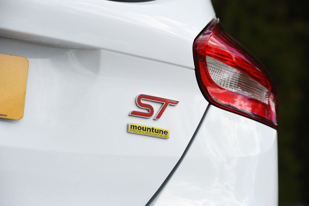 Ford Focus ST Mountune review