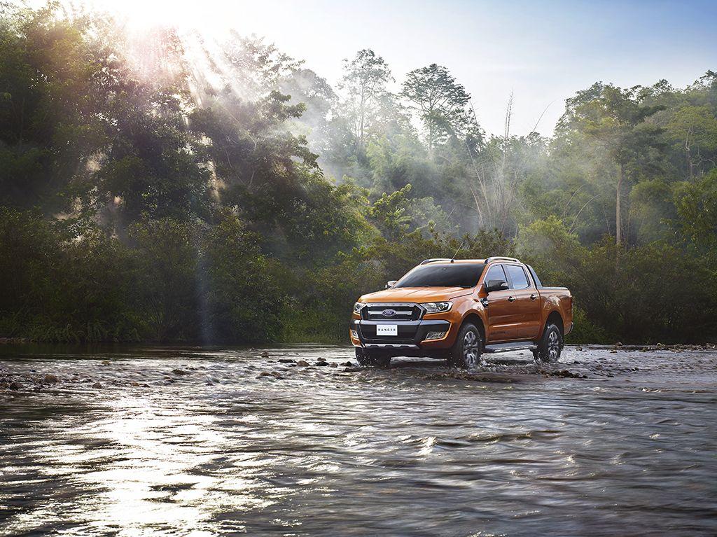 Ford Ranger Wildtrak | Frankfurt IAA 2015