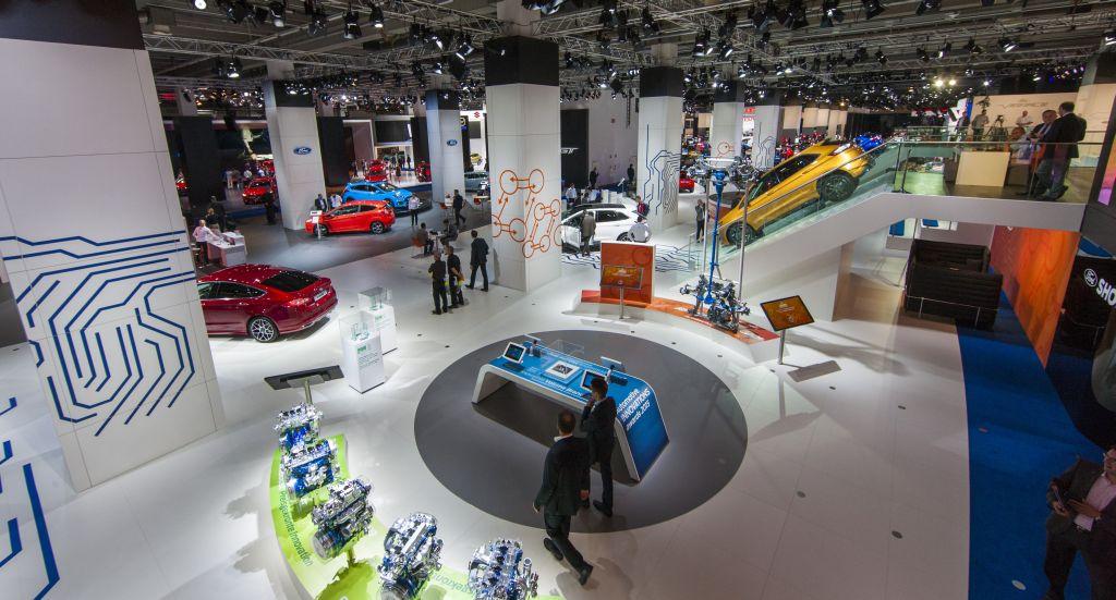 Ford Stand - Frankfurt IAA 2015