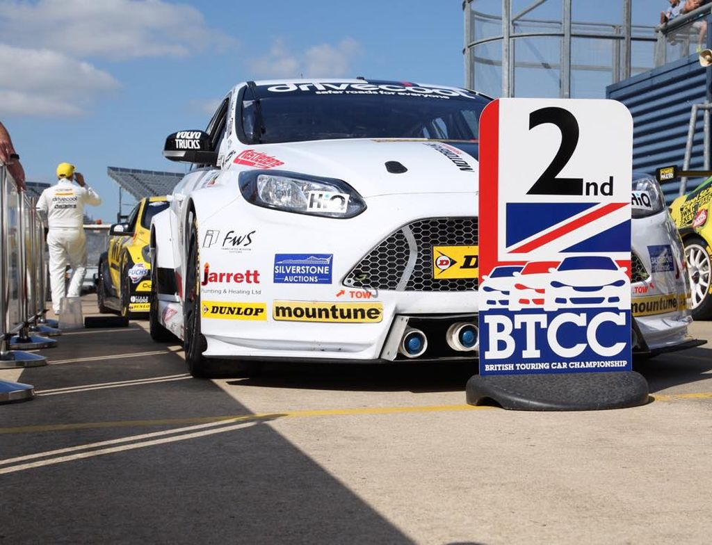 Motorbase Performance at Rockingham- 2015