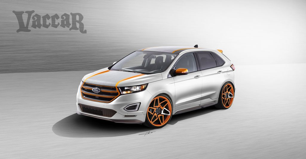 The Vaccar Edge Sport concept is all about featured amenities, power for the road, and modern fashion.