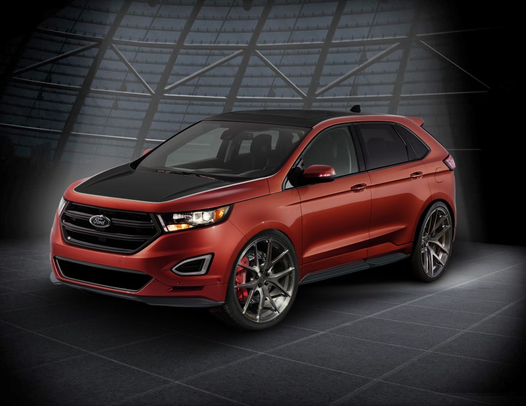 This Edge Sport features more aggressive handling while offering comfort associated with high end luxury rides.