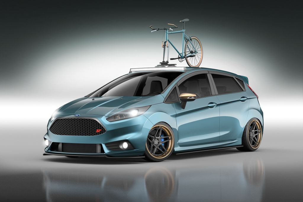 Ford Fiesta ST by CINEMOTIVE MEDIA