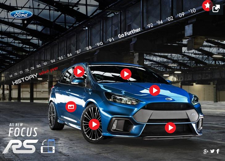 2016 Focus RS overload