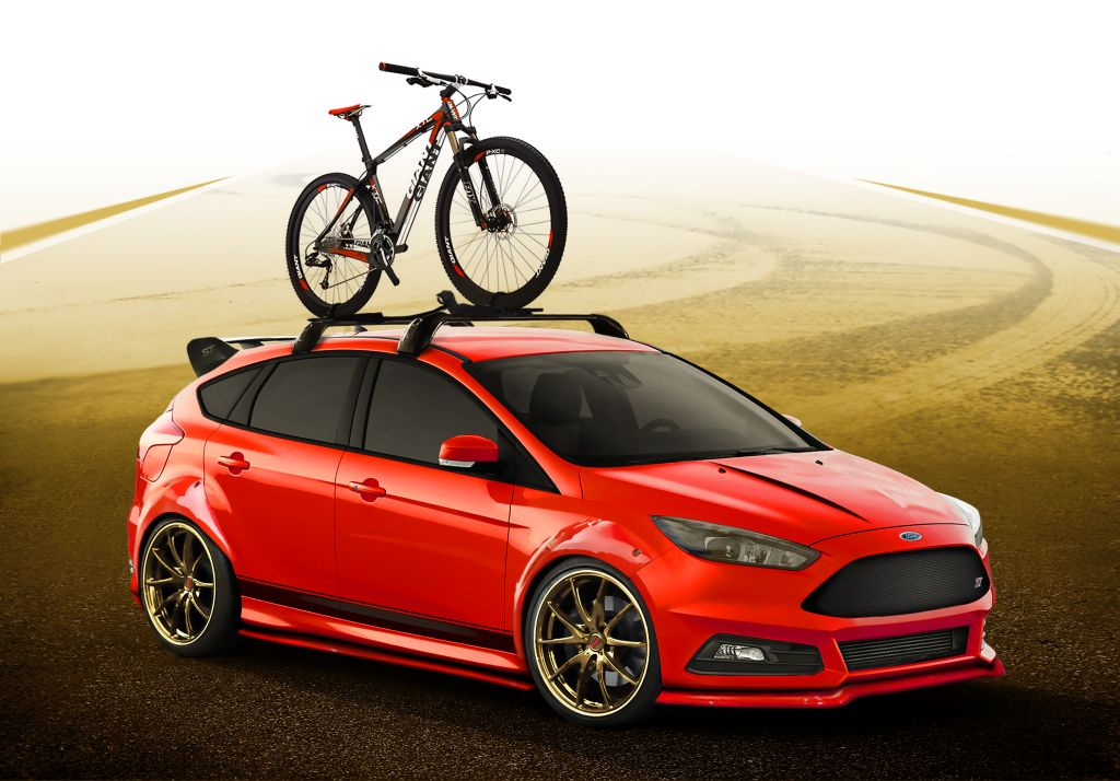 Ford Focus ST by COBB Tuning
