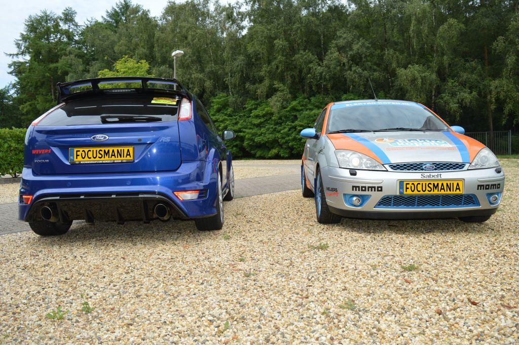Focus ST I bedrijfswagen Rijssen