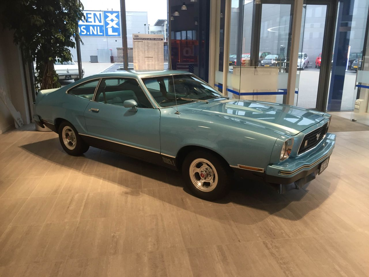 All American Ford Mustang Event | Ford Store Zaandam