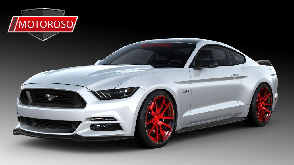 Motoroso Mustang