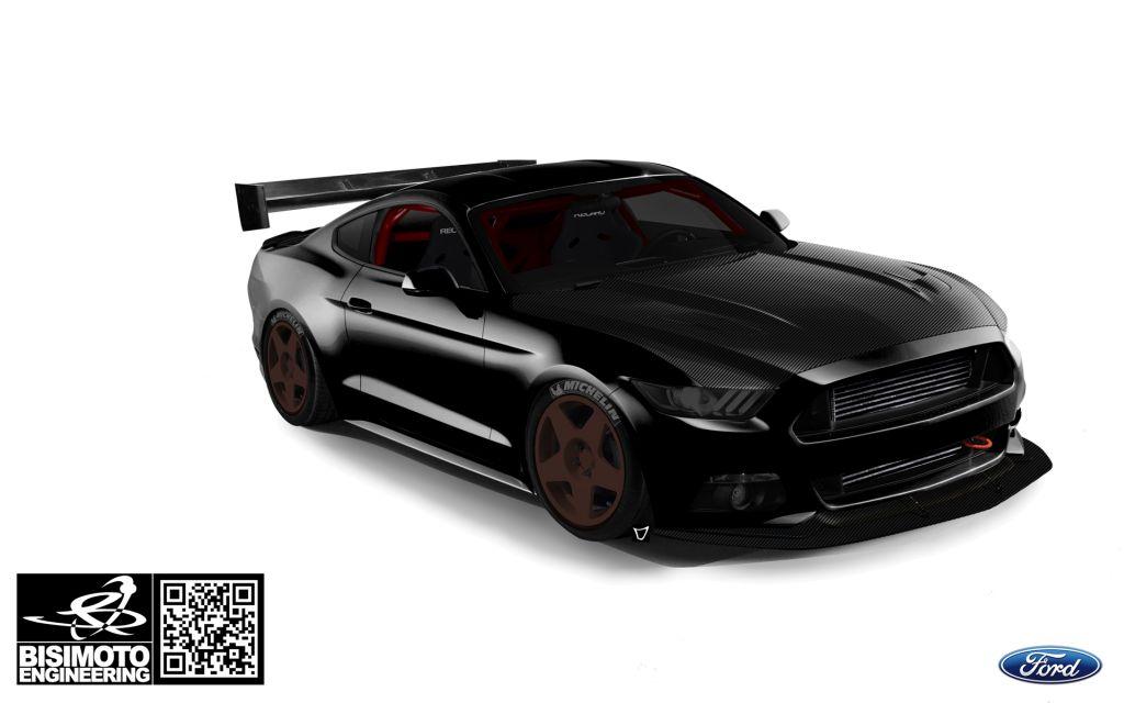 Bisimoto Engineering Mustang