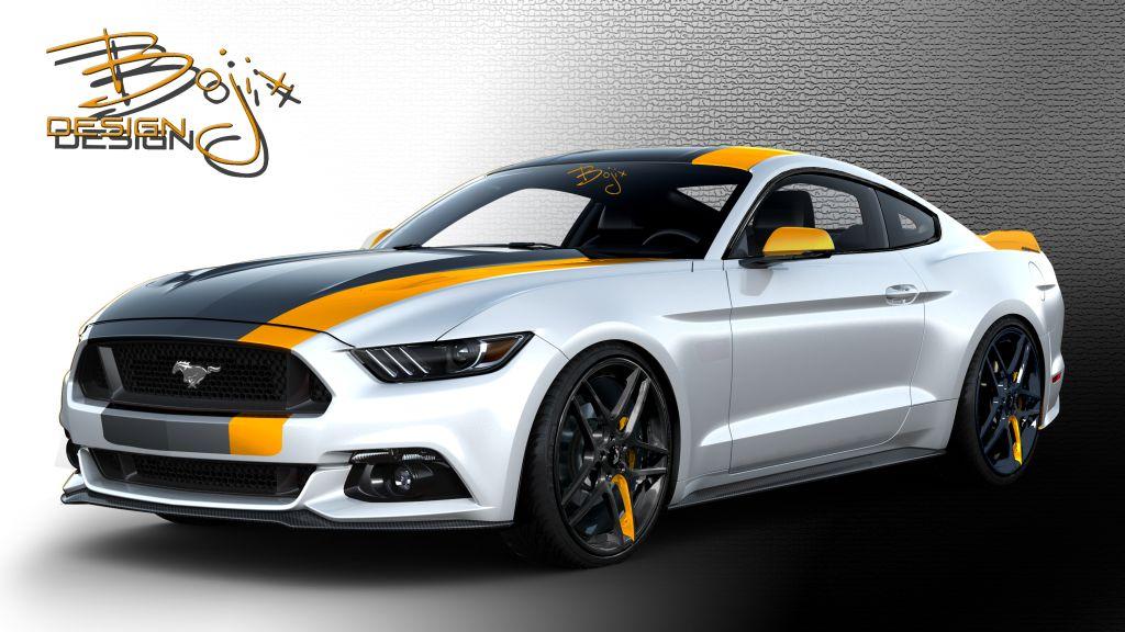 Bojix Design Mustang