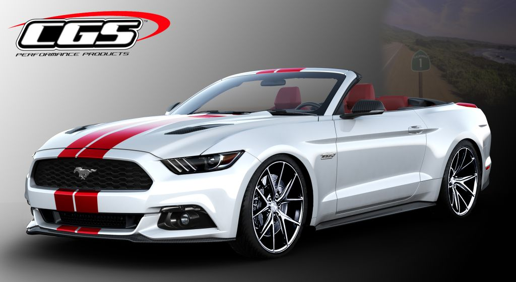 CGS Performance Products Mustang