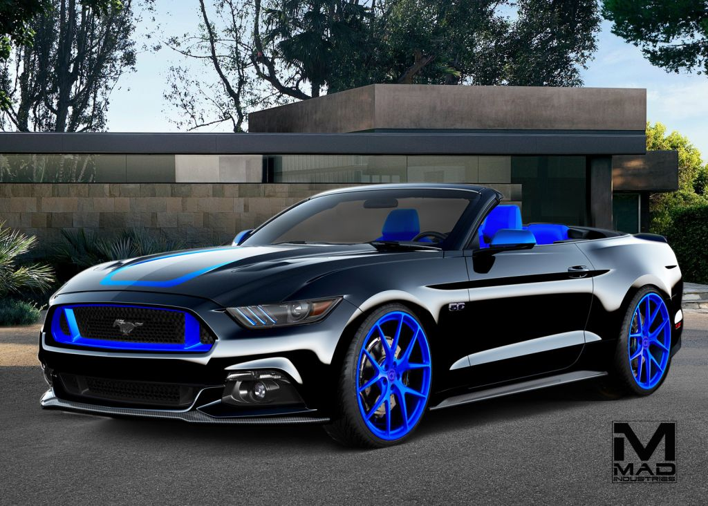 MAD Industries Mustang
