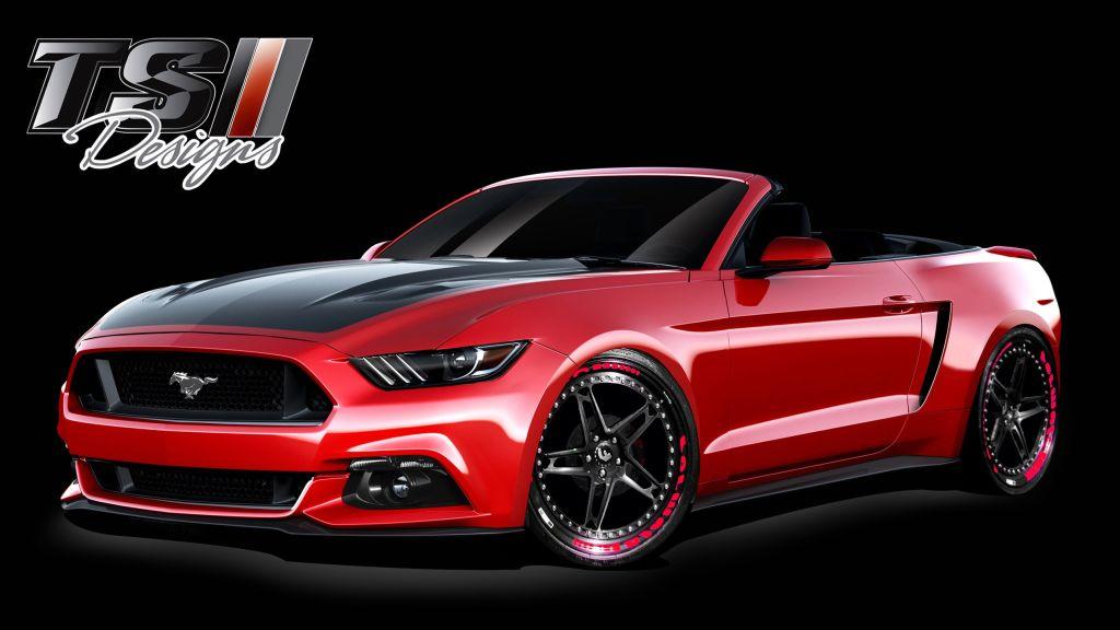 TS Designs Mustang
