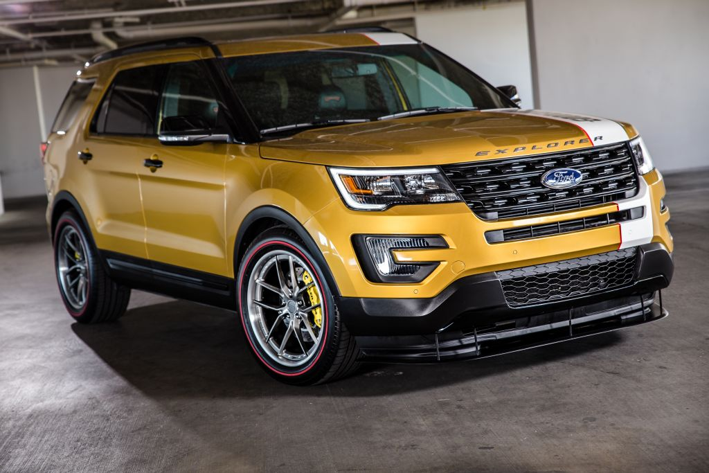 Goodguys Explorer Sport -- 2015 SEMA