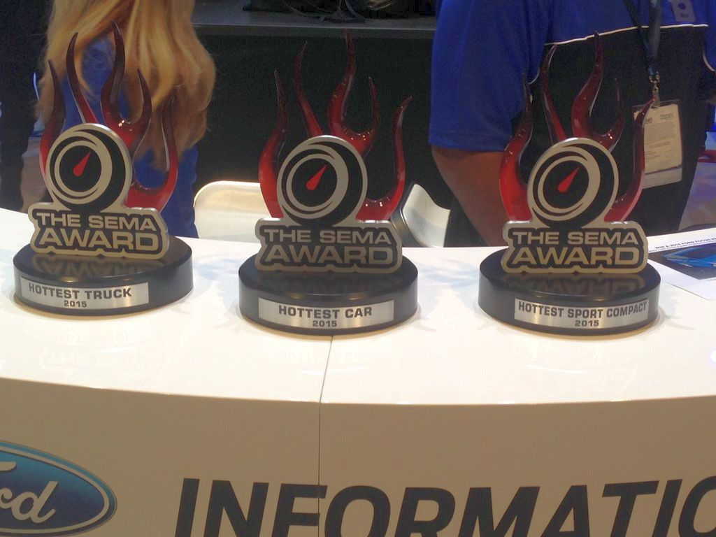 2015 The Sema Awards