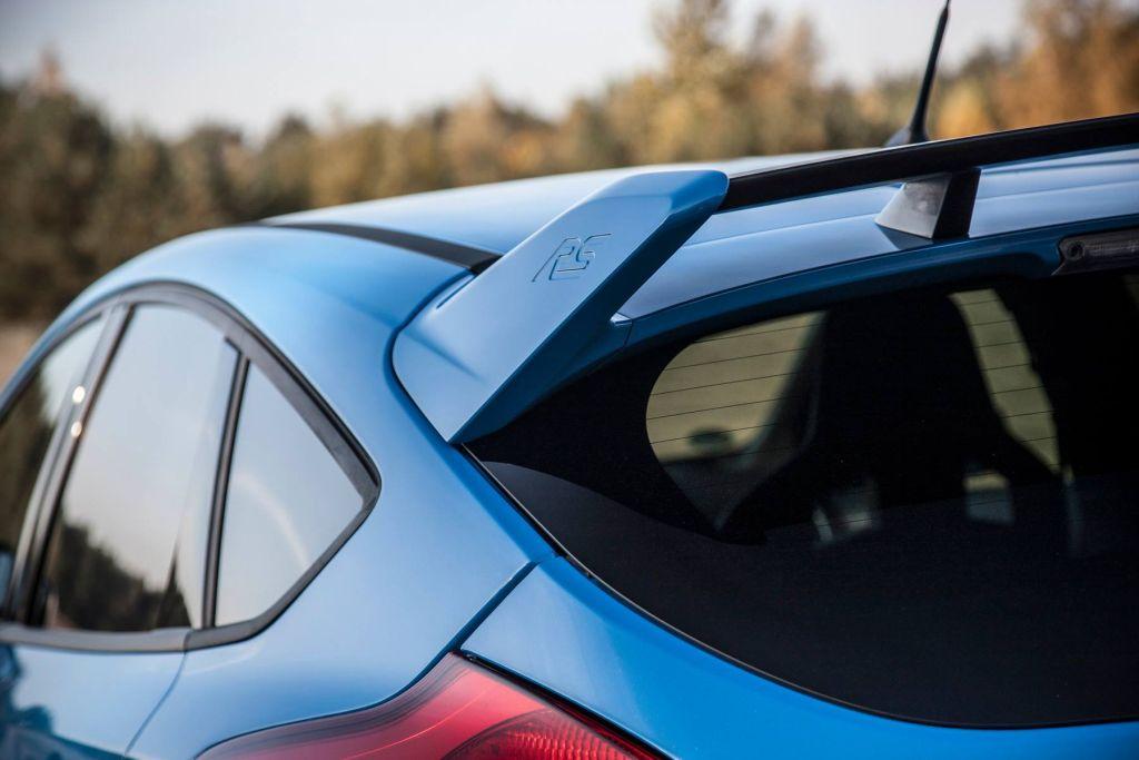 2016 Focus RS AWD