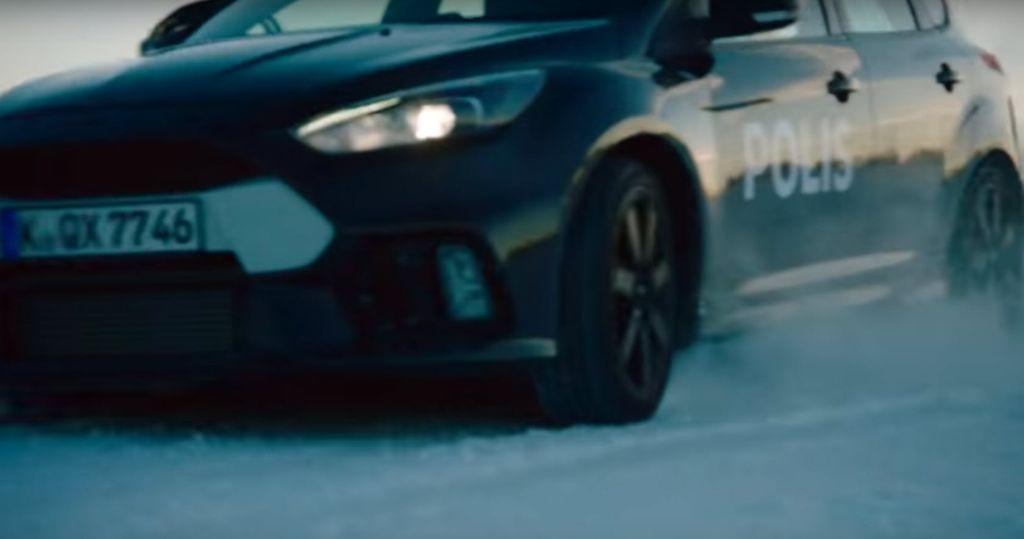2016 Focus RS Police - Snow Khana 4