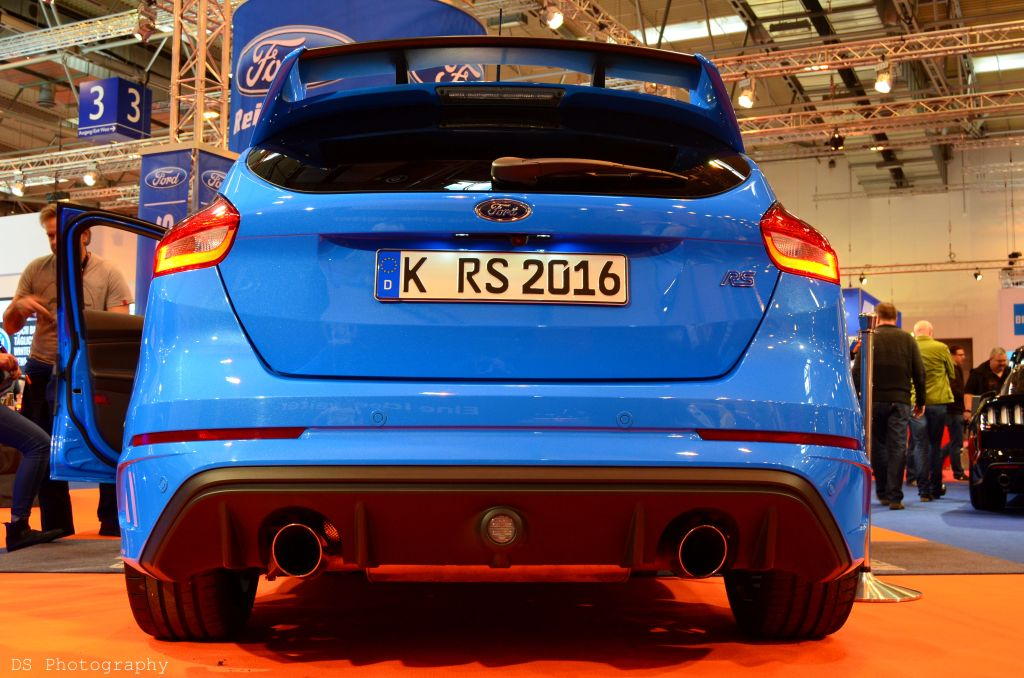2016 Focus RS at Essen Motor Show