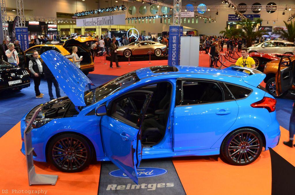 2016 Focus RS at Essen Motor Show