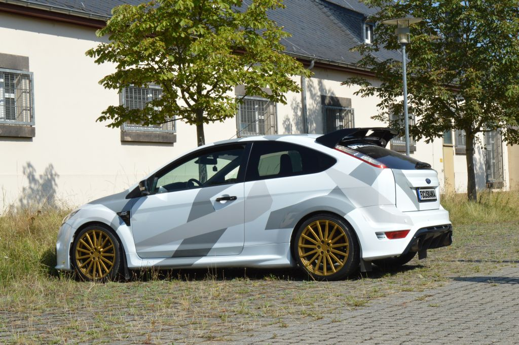 Ford Focus MK2 - Photo Jan Hoek
