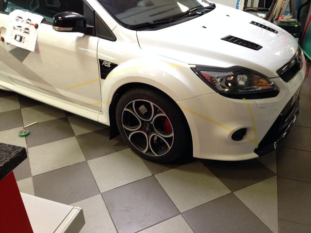 Ford Focus RS MK2   Photo from owner