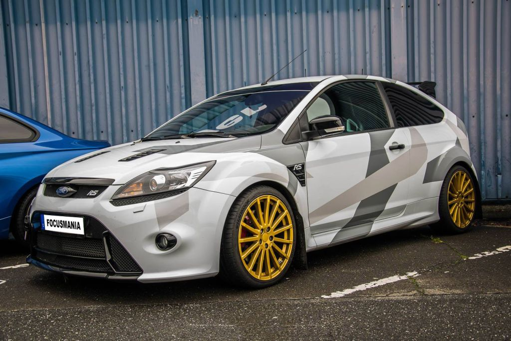 Ford Focus RS MK2 | Photo from owner