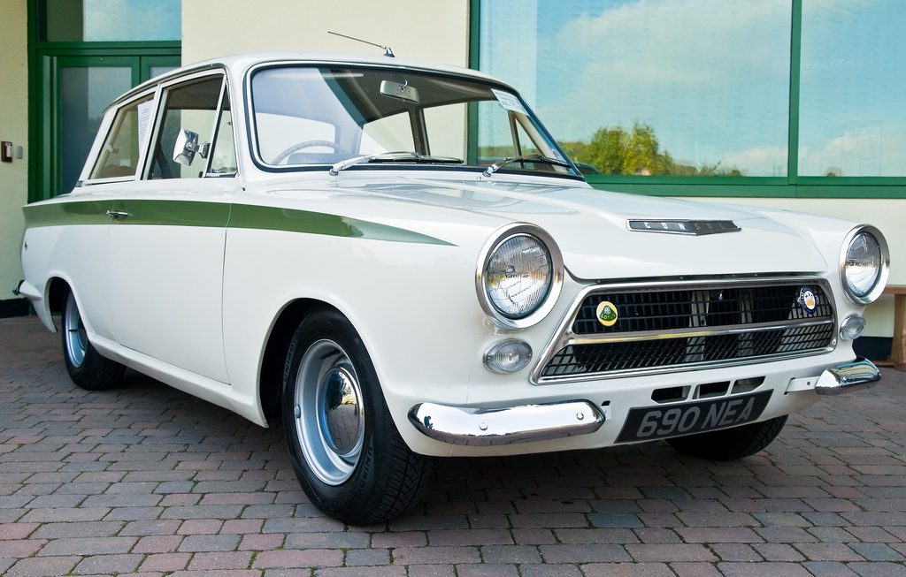 Ford Lotus Cortina MK1