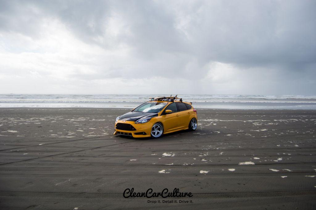 2013 Ford Focus ST Scream