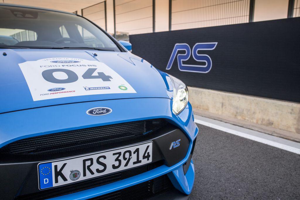 2016 Focus RS Valencia