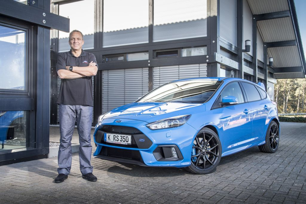 2016 Germany Focus RS