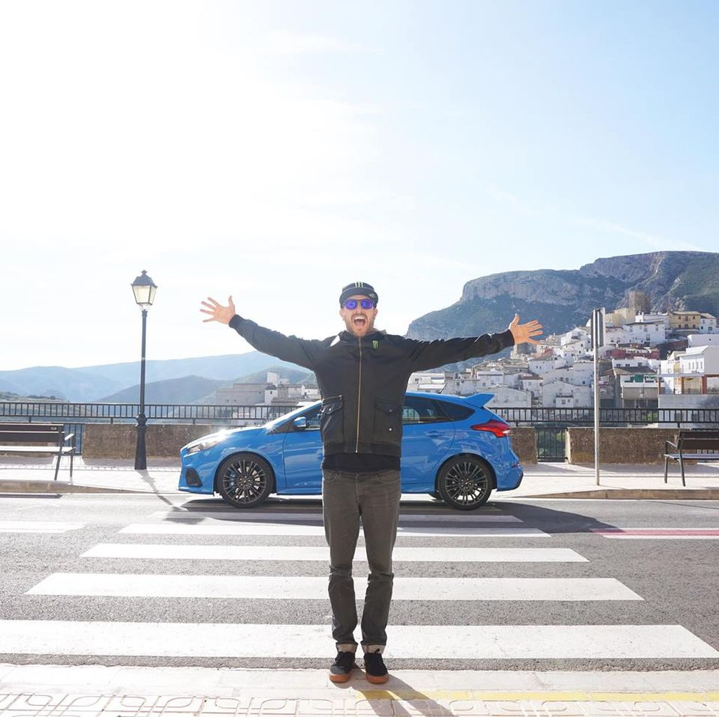 Ken Block Media Drive 2016 Focus RS