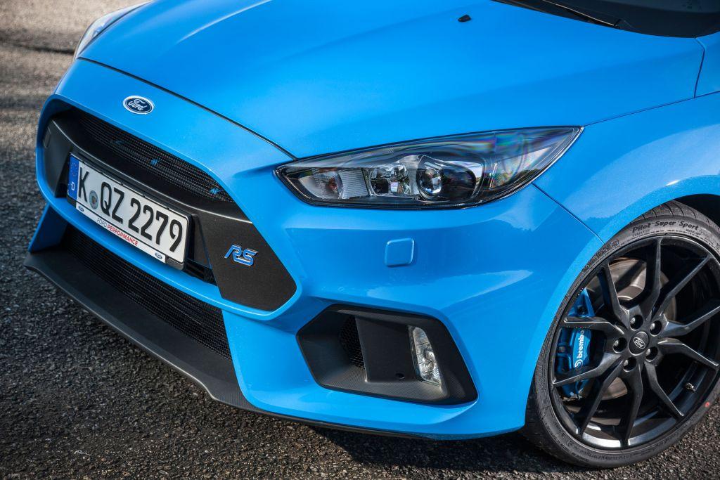 Media Drive 2016 Focus RS