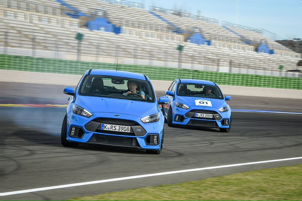 Media Drive 2016 Focus RS