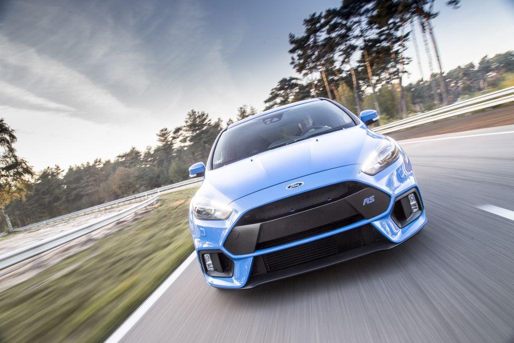 2016 Focus RS Media Drive