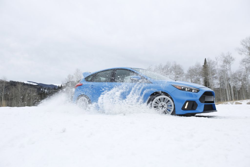 2016 Focus RS Winter Tire Package