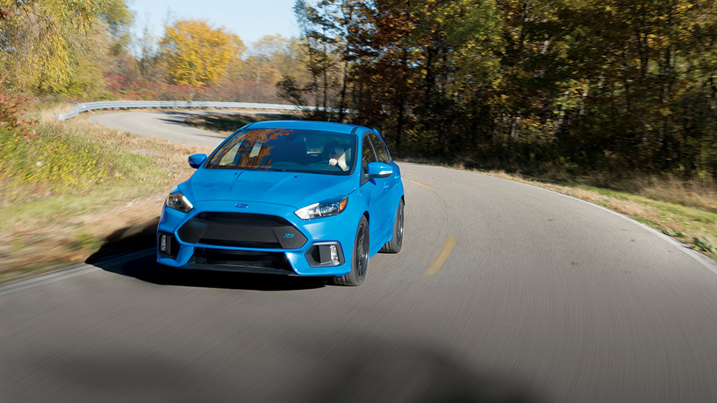 Game Changer 2016 Focus RS