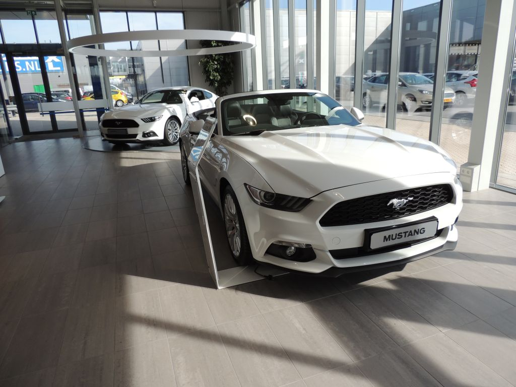 2016 Ford Mustang GT 5.0 V8