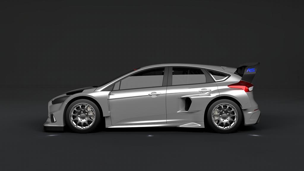 2016 Focus RSRX