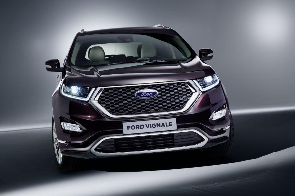 2016 Ford Edge Vignale
