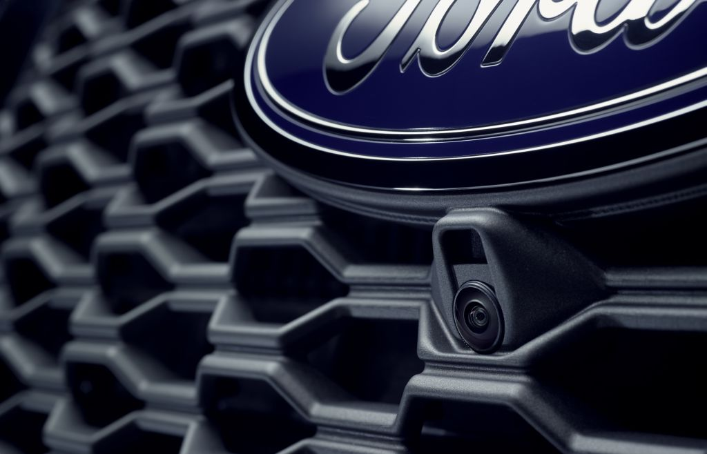Geneve 2016 - Ford Edge Vignale