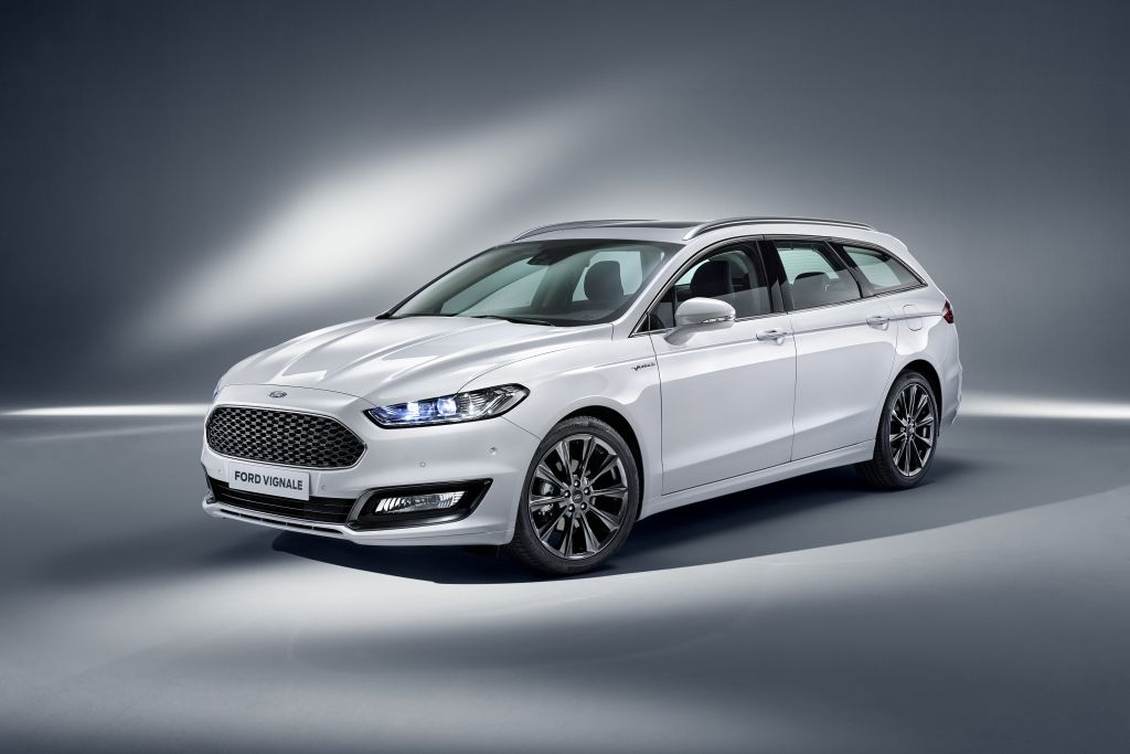 Geneve 2016 - Ford Mondeo Vignale