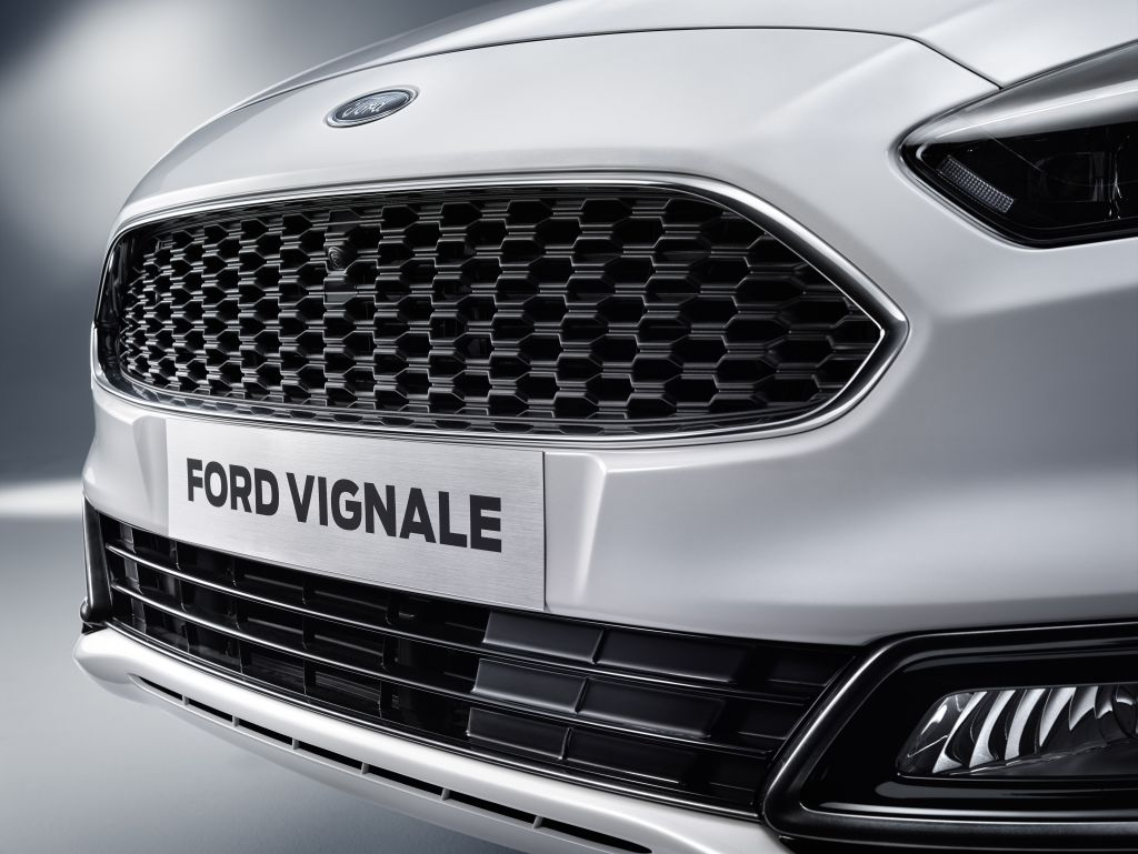 Geneve 2016- Ford S-Max Vignale