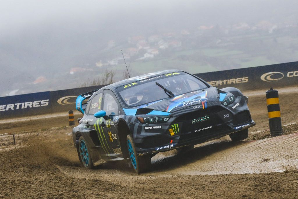 2016 Focus RS RX WorldRallycross Portugal